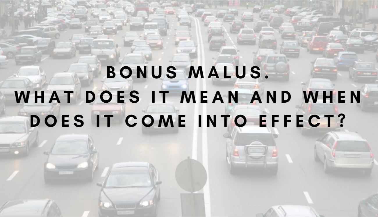 Quick overview – the proposed Bonus malus system